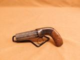 Allen Thurber Pepperbox (1830s, 3-1/2-inch bbls, DA)
