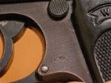 Walther PPK (Waffenamted E/359) Nazi German WW2 - 6 of 18
