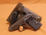 Walther PPK (Waffenamted E/359) Nazi German WW2