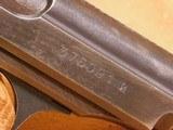 Walther PPK (Waffenamted E/359) Nazi German WW2 - 16 of 18