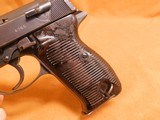 Walther P.38 (ac42 w/ Rig, 2 Mags) Nazi German - 17 of 23