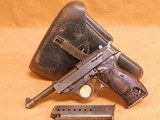 Walther P.38 (ac42 w/ Rig, 2 Mags) Nazi German
