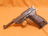 Walther P.38 (ac42 w/ Rig, 2 Mags) Nazi German - 2 of 23