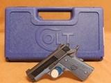 Colt Defender Lightweight (Titanium Blue TALO) 45