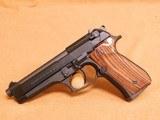 Beretta 92FS (Black, Hogue Kingwood Grips) 92 FS