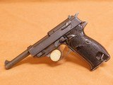 Walther P.38 ac43 K-Block Nazi German WW2
