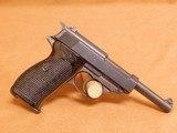Walther P.38 ac43 K-Block Nazi German WW2 - 7 of 14