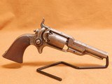 ENGRAVED Colt Model 2 Root 1855 Percussion w/ Case - 11 of 24