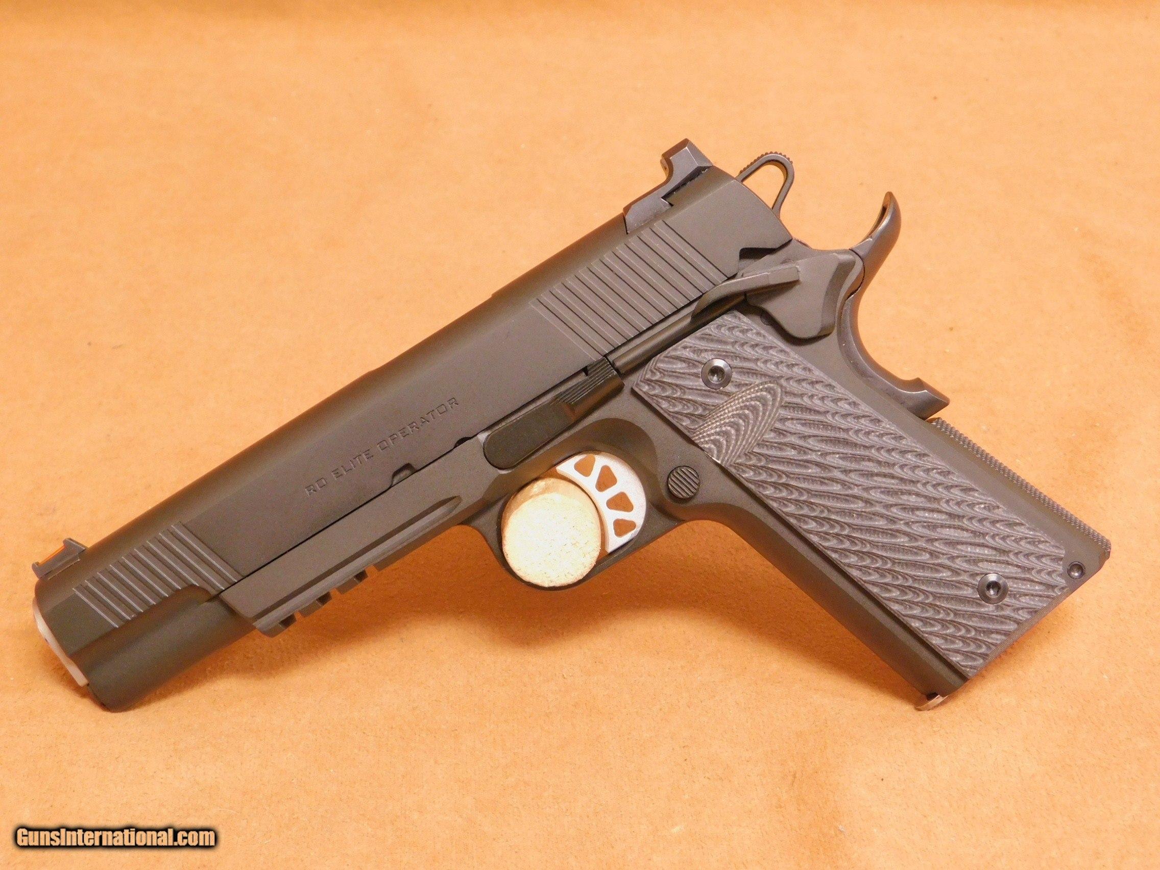 Springfield 1911 Range Officer Elite Operator 10mm for sale