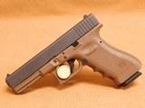 Glock 22 Gen 3 FACTORY Flat Dark Earth (40 S&W)