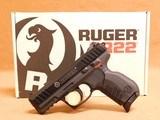 Ruger SR22 Black/Black Model 3600 SR-22 - 1 of 10