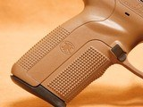 FN Five-seveN MKII FDE 20 Round, Adj Sights - 7 of 12