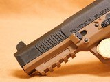 FN Five-seveN MKII FDE 20 Round, Adj Sights - 5 of 12