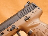 FN Five-seveN MKII FDE 20 Round, Adj Sights - 4 of 12