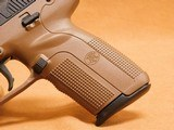 FN Five-seveN MKII FDE 20 Round, Adj Sights - 3 of 12