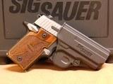 Sig Sauer P938 Micro Compact (938-9-SAS-Ambi) - 12 of 15