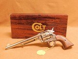 UNTURNED Colt SAA 3rd Gen Nickel 44 Special