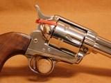 Colt SAA 2nd Gen Nickel w/ Stagecoach Box (1970) - 9 of 14