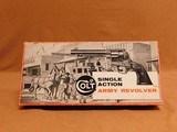 Colt SAA 2nd Gen Nickel w/ Stagecoach Box (1970) - 13 of 14