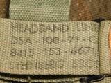 US Vietnam-Era M1C Paratrooper Helmet & Liner - 8 of 8