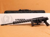 LIKE NEW Ruger Precision Rifle (6.5 CRD, 24-inch, w/ box, soft case)