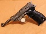 Mauser P.38 Pistol (svw45, Dual-Tone) Nazi German WW2 - 1 of 12
