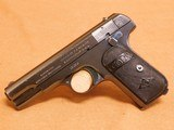 Colt Model 1903 Pocket Hammerless (1912, with Factory Letter)