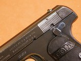 Colt Model 1903 Pocket Hammerless (1912, with Factory Letter) - 3 of 16