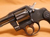 Colt Official Police (6-inch Heavy Barrel, Transitional Model 1947) - 3 of 16