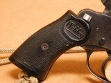 Webley & Scott Mark IV w/ Holster (Singapore Police, 38 S&W Long) - 9 of 20