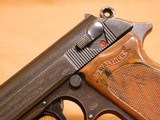 Walther PPK (Army Issue, Complete Rig: 2 Mags & Holster) Nazi German - 4 of 18