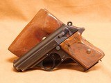 Walther PPK (Army Issue, Complete Rig: 2 Mags & Holster) Nazi German