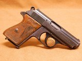 Walther PPK (Army Issue, Complete Rig: 2 Mags & Holster) Nazi German - 9 of 18
