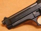 Beretta Model 92FS (Black, 15 Rd. 9mm, w/ Box) - 5 of 10