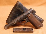 Astra Model 600/43 (WW2 Second Contract, w/ 2 Mags & Holster)