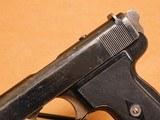 Webley Scott Model 1909 Self-Loading Pistol (RARE 1 of 1700) - 3 of 13