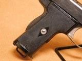 Webley Scott Model 1909 Self-Loading Pistol (RARE 1 of 1700) - 8 of 13