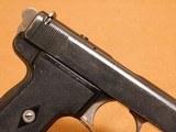Webley Scott Model 1909 Self-Loading Pistol (RARE 1 of 1700) - 9 of 13