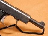 Webley Scott Model 1909 Self-Loading Pistol (RARE 1 of 1700) - 10 of 13