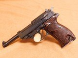 Walther P.38 MOD HP (RARE, ~1943-1944 WW2 Nazi German)