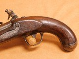 Model 1836 Flintlock Pistol (Robert Johnson, Middletown, CT, .54 Cal) - 6 of 9