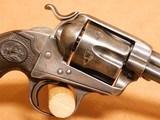 Colt Single-Action Army Bisley Model (.32-20 WCF, Mfg 1903) - 10 of 14