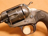 Colt Single-Action Army Bisley Model (.32-20 WCF, Mfg 1903) - 3 of 14