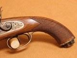 LIKE NEW Pedersoli Howdah Pistol (Black Powder, 20 Ga/.50 Cal) - 2 of 15