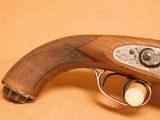 LIKE NEW Pedersoli Howdah Pistol (Black Powder, 20 Ga/.50 Cal) - 10 of 15