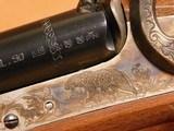 LIKE NEW Pedersoli Howdah Pistol (Black Powder, 20 Ga/.50 Cal) - 6 of 15