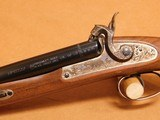 LIKE NEW Pedersoli Howdah Pistol (Black Powder, 20 Ga/.50 Cal) - 3 of 15