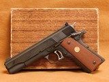 Colt 1911 Gold Cup National Match Caliber .38 Special AMU Mid-Range w/ Box