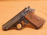 Walther PPK, RZM-Marked (1934-1935, Pre-Nazi German WW2)