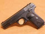 Colt Model 1903 Pocket Hammerless Type III (mfg 1919, 32 Auto/ACP/ 7.65 Browning)